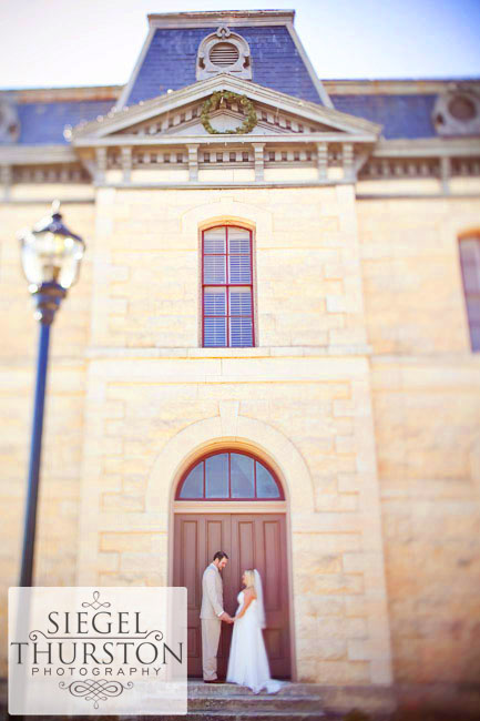 old blanco county courthouse wedding jeff amp kelsey