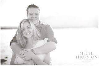 romantic engagement photos Orange County