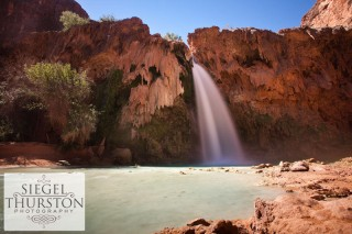 Havasu falls waterfall havasupai grand canyon