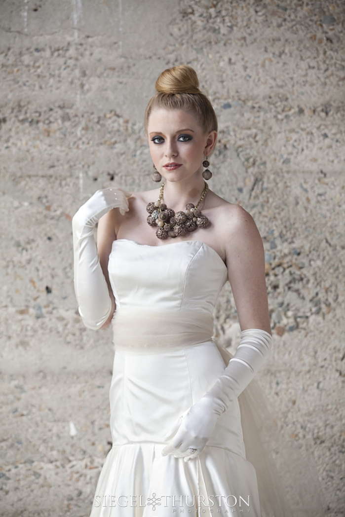 elbow length wedding gloves