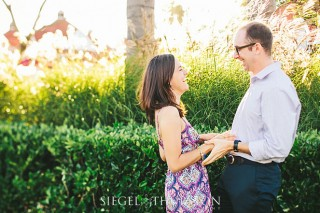 super cute couple having fun during their photo session in coronado