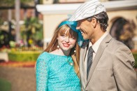 styled photo shoot a the del mar race track in san diego