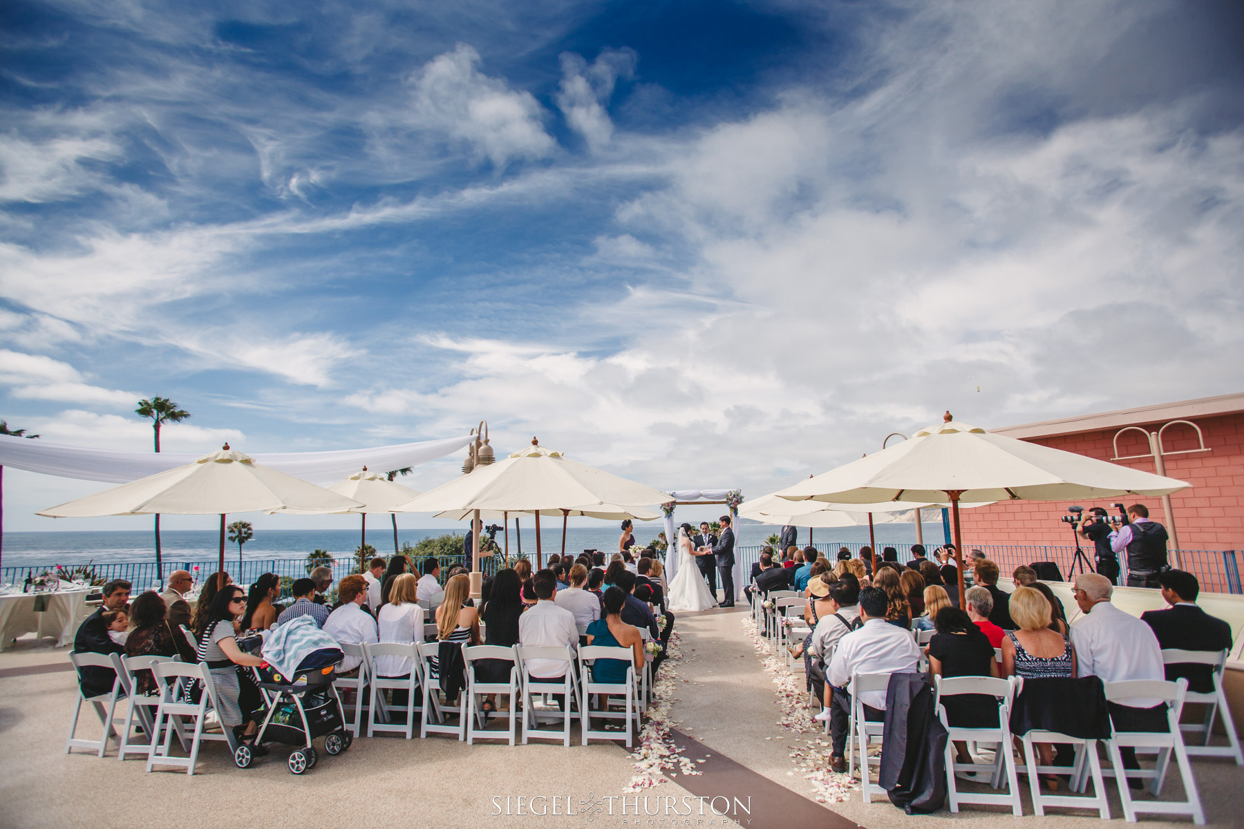 La Jolla Cove Suites Wedding | Michele and Chris