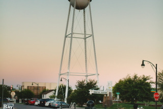 gilbert proposal under the water tower