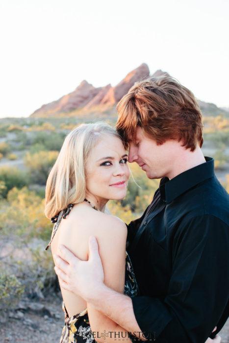 romantic destination wedding photographer phoenix