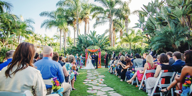 Rehana And Mark The Dana On Mission Bay Wedding San Go Siegel Thurston Photography